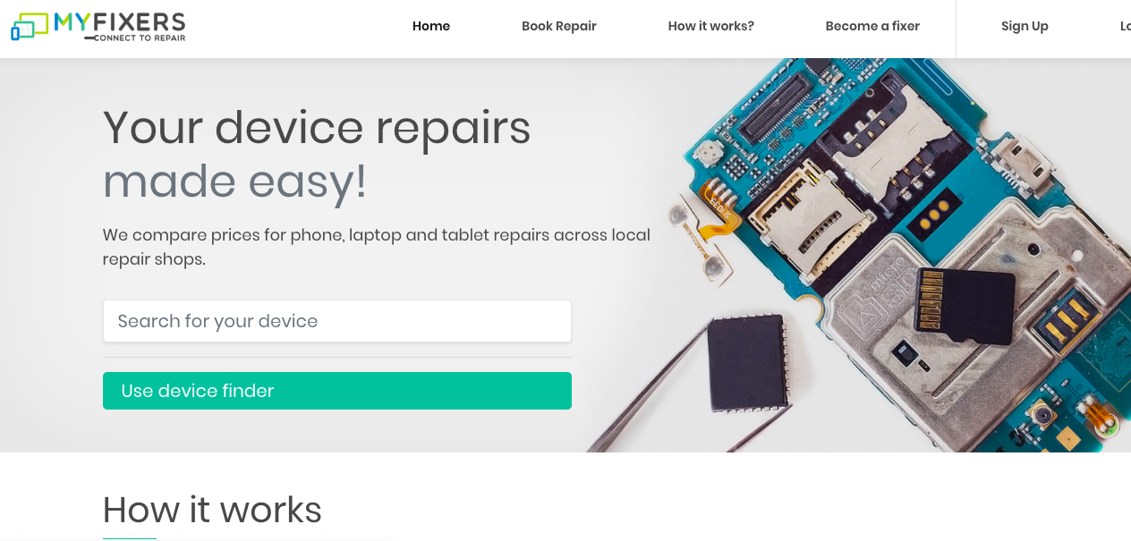 MyFixers has launched!